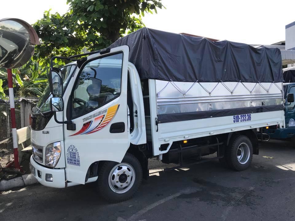 cho thuê xe tải chở hàng tại Bình Tân