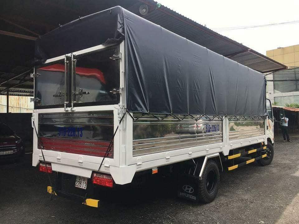 cho thuê xe tải chở hàng tại Bình Thạnh