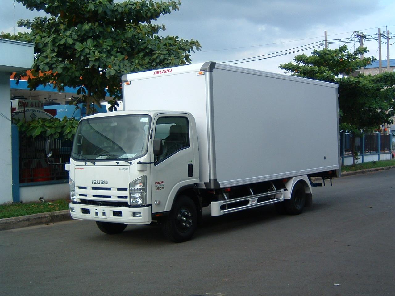 cho thuê xe tải chở hàng tại Gò Vấp