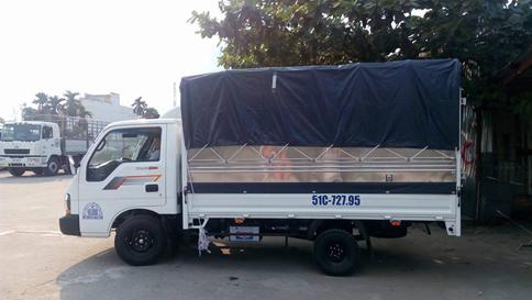 cho thuê xe tải chở hàng tại Phú Nhuận