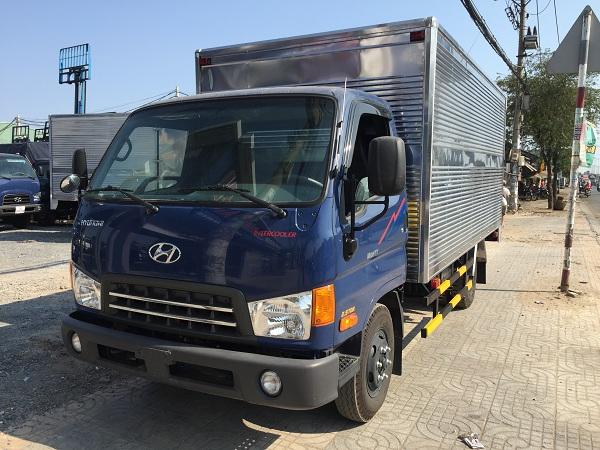 cho thuê xe tải chở hàng tại Tân Bình