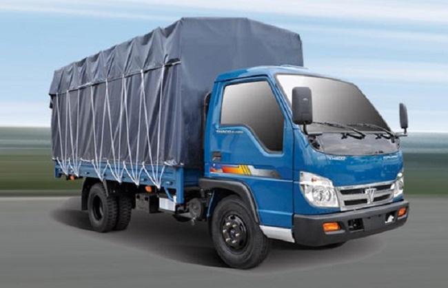 thuê xe tải chở hàng giá rẻ tphcm
