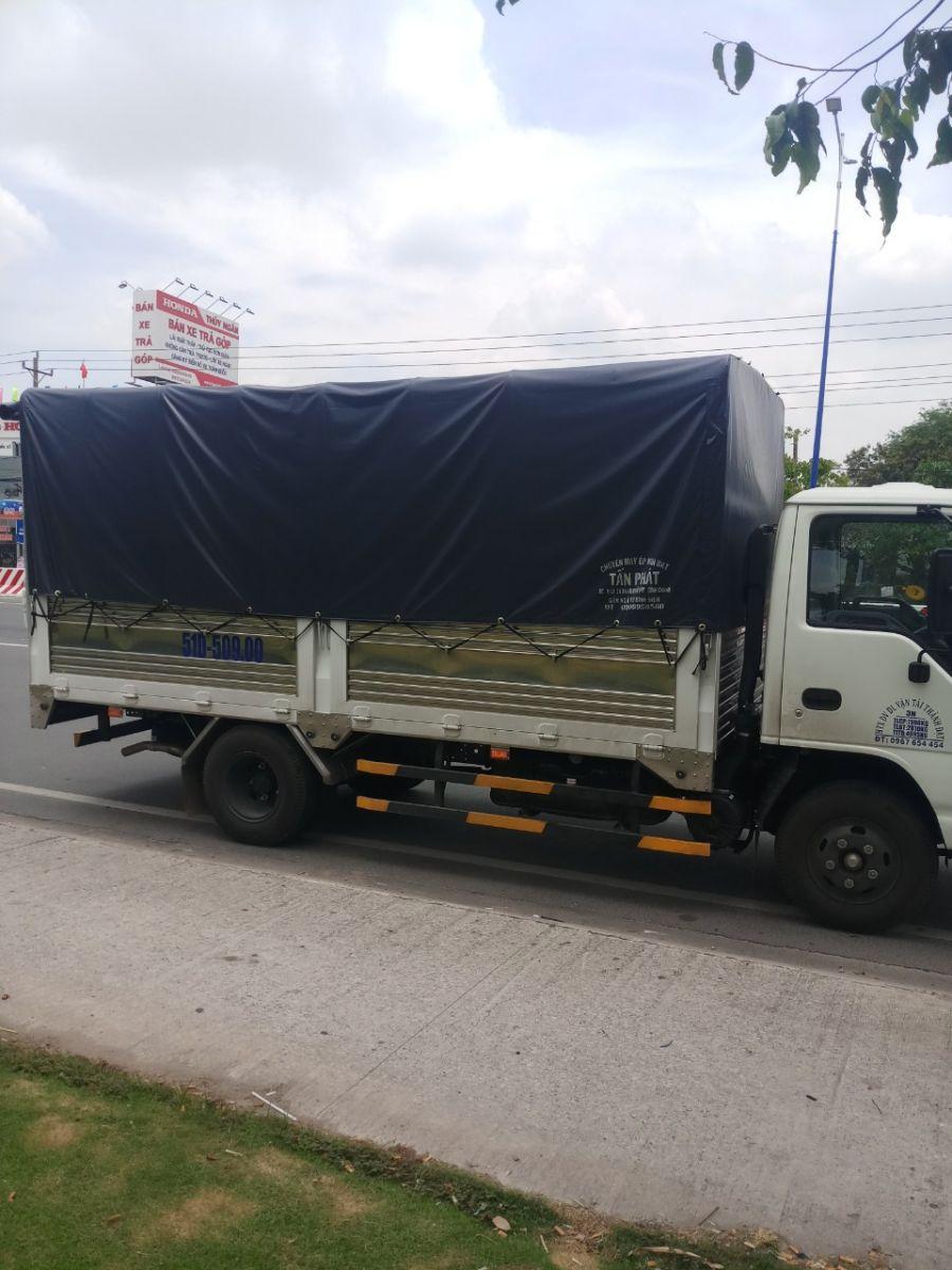 vận chuyển hàng hóa tại Bình Tân
