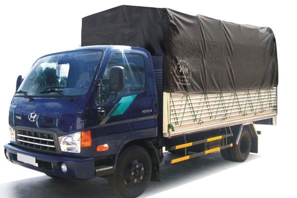 vận chuyển hàng hóa tại hóc môn