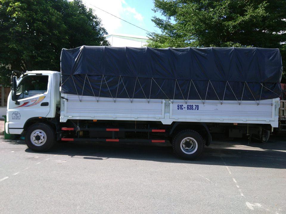 vận chuyển hàng hóa tại quận 2