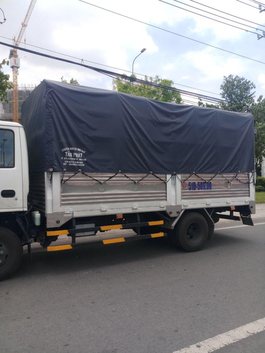 vận chuyển hàng hóa tại tân phú